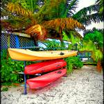 """Kayaks in Paradise"" by jbjoani2"