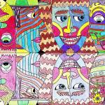 """""""Seven Faces"""" by IanGMclean"""