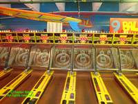 Redondo Beach Boardwalk- Skee-ball