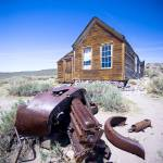 """Bodie ghost town, California"" by canbalci"