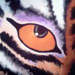 """tiger eyes"" by lsutigerjrc"