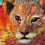 """Baby Lion"" by Rosemary"