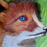 """""""Fox"""" by Rosemary"""