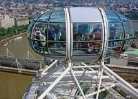 London Eye Ride