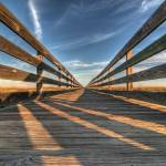 """Boardwalk to the Beach, St George Island"" by steverob50"