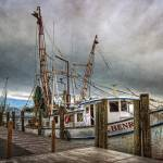 """The BJ Henry at Apalachicola"" by steverob50"