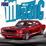 """Ford Mustang"" by tobias1969"
