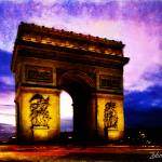 """ARC DE TRIOMPHE"" by Zaboni"