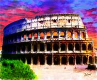 COLOSSEUM OF ROMA
