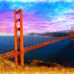 """THE GOLDEN GATE"" by Zaboni"