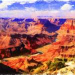 """THE GRAND CANYON"" by Zaboni"