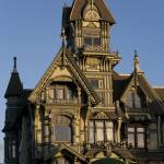 """Carson Mansion, Eureka, Afternoon"" by davidhowell"