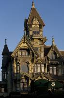 Carson Mansion, Eureka, Afternoon