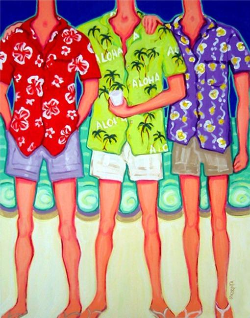 Hawiian shirts by gay