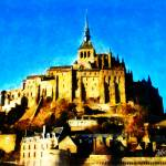 """MONT SAINT MICHEL"" by Zaboni"