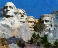 MOUNT RUSHMORE USA