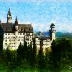 """NEUSCHWANSTEIN CASTLE"" by Zaboni"