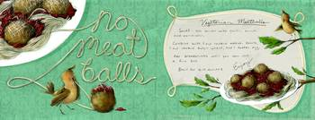No Meatballs by Jennifer A. Bell