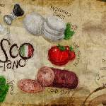 """Fresco Italiano by Abz Hakim"" by TheyDrawandCook"