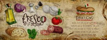 Fresco Italiano by Abz Hakim