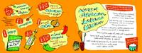 North African Lemon Chicken by Alex Savakis by They Draw & Cook & Travel
