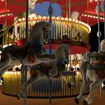 """Carousel"" by mydimensionalcanvas"