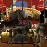 """Carousel"" by mydimensionalcanvas"