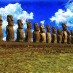 """EASTER ISLAND"" by Zaboni"