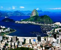 SUGARLOAF MOUNTAIN OF BRAZIL