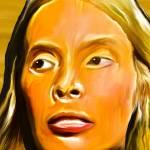 """Joni Mitchell - Golden Voice"" by SueMolyneaux"