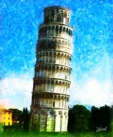THE TOWER OF PISA ITALY