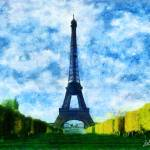"""TOUR EIFFEL"" by Zaboni"