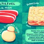 """Potatoes Multi-Level by Silvia Sponza"" by TheyDrawandCook"