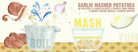 Mashed Potatoes by Meg Guerin