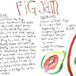 """Fig Jam by Naomi Bardoff"" by TheyDrawandCook"