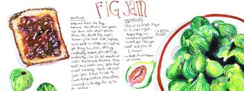 Fig Jam by Naomi Bardoff