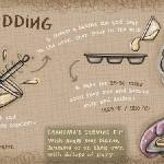 """Yorkshire Pudding by Sarah Ward"" by TheyDrawandCook"