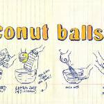 """""""Coconut Balls by Koosje Koene"""" by TheyDrawandCook"""