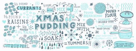 Xmas Pudding by James Gulliver Hancock