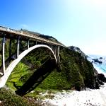 """Rocky Creek Bridge - Big Sur, California"" by jeffmtrost"