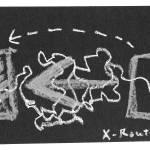 """X-Route"" by KLS"
