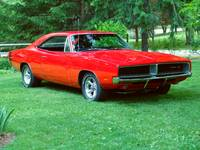 '69 Dodge Charger Photo