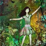 """Dream Inspirational Children Art by Janelle Nichol"" by JanelleNichol"