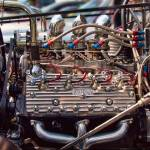 """Flathead V8 Engine"" by kenmo"