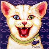 One more Cat Laughing - Funny Feline Kitty Cats