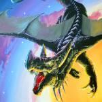 """Flight of the Black Arrow"" by art_box"