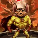 """Mighty Mouse"" by rob-joseph"