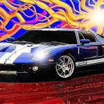 """Ford GT"" by jt85"