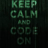 Keep Calm and Code On Art Prints & Posters by Neo League