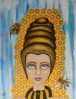 Queen Bee an the nectar of the gods